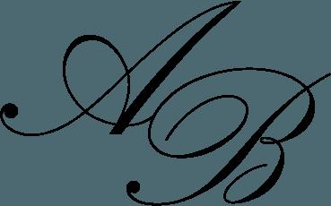 Logo Agathe Brangeon noir